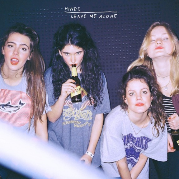 hinds-leave-me-alone-album-cover
