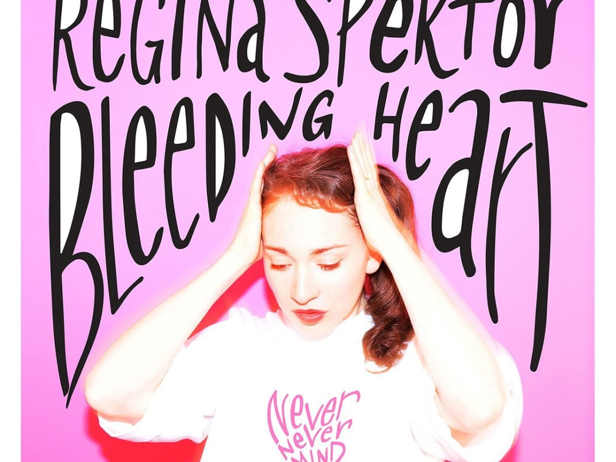 Regina Spektor Bleeding Heart Cover