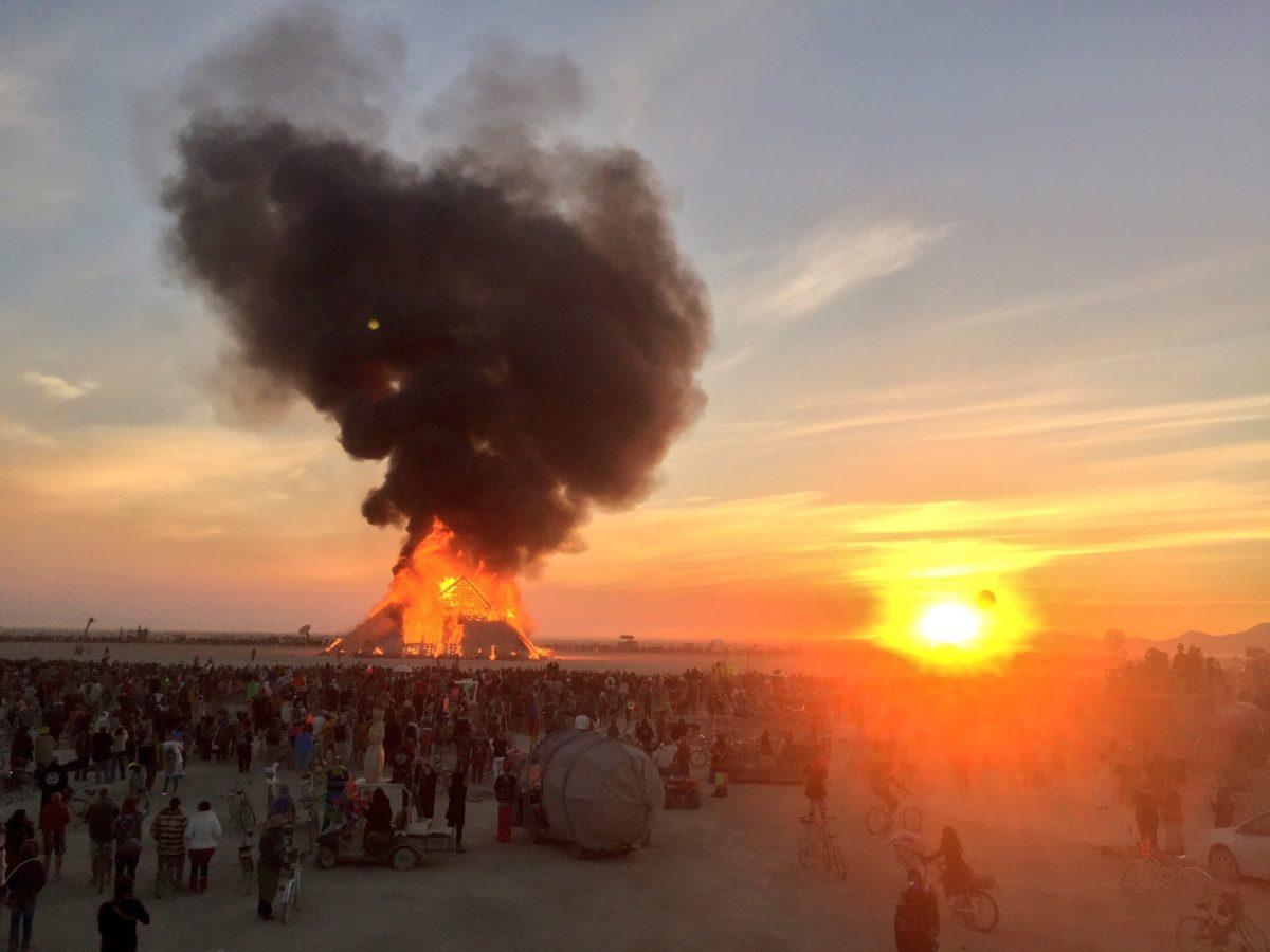 VenessaMichaels Burning Man Interview