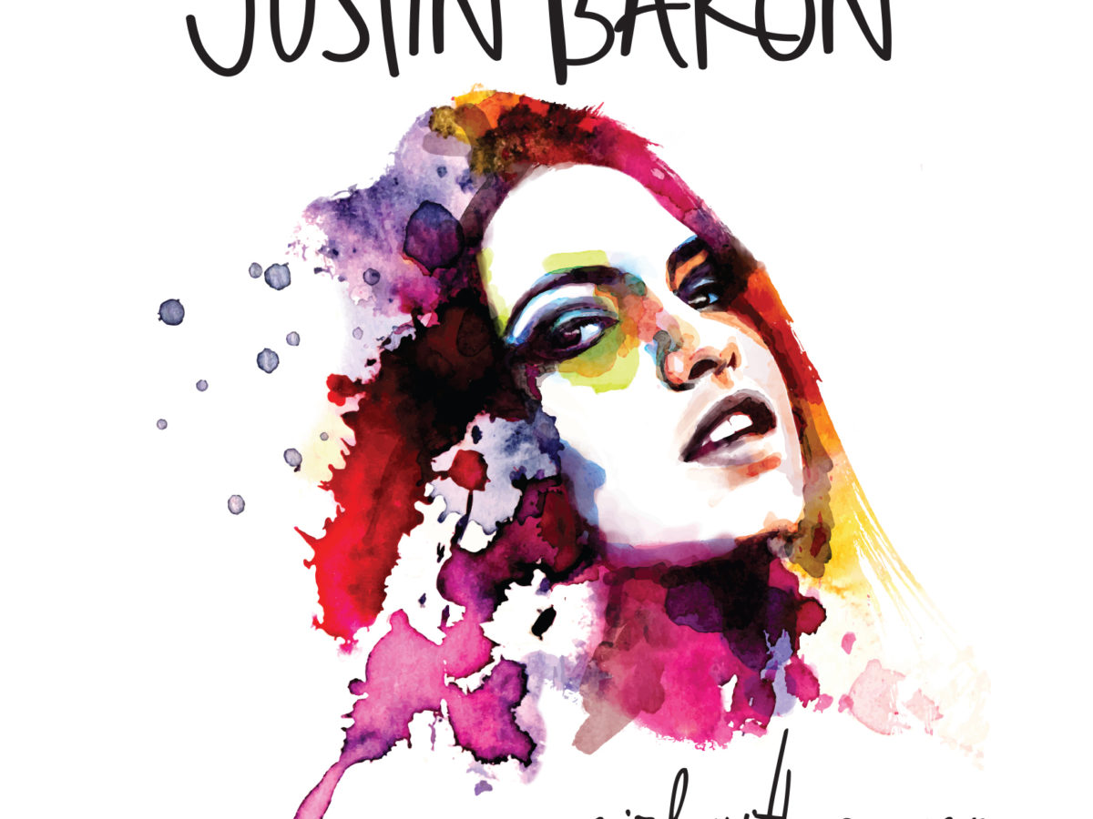 justin baron_girl with an ego_coverart