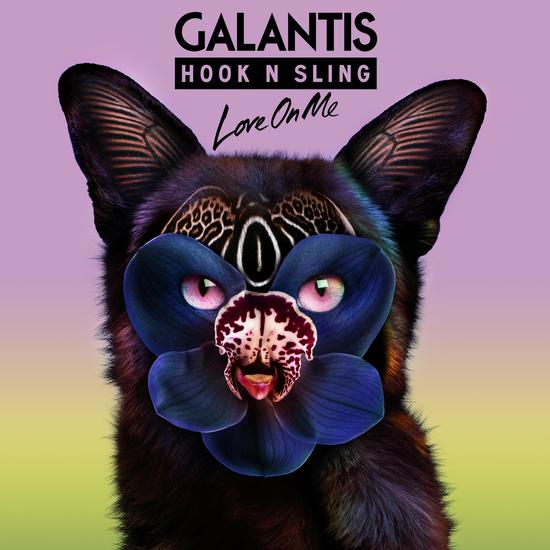 Galantis Hook N Sling Love On Me