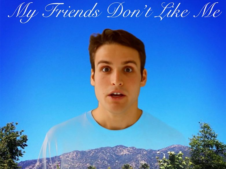 Henry Hall My Friends Don't Like Me EP review