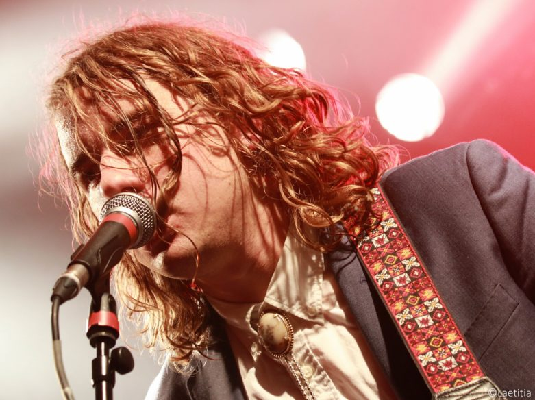 Kevin Morby live trabendo paris