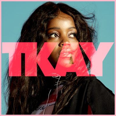 Tkay Maidza album cover review