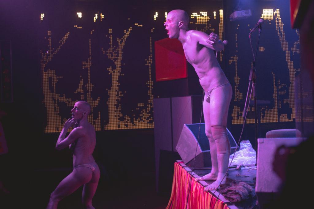 Yo Sissy Goes Down Under festival Melbourne