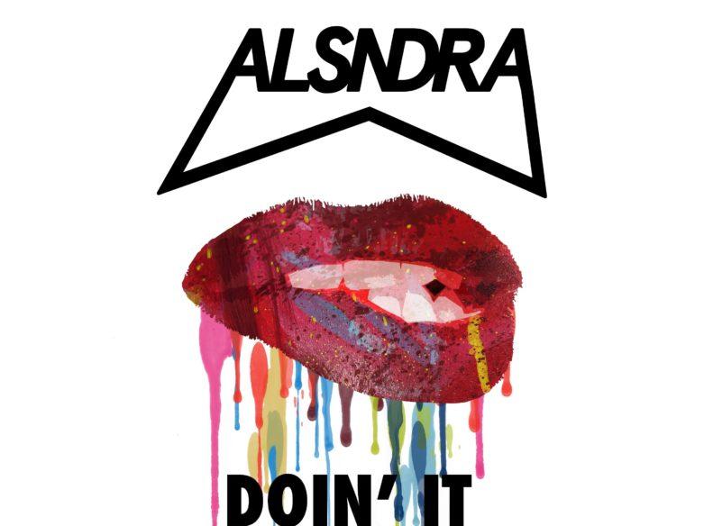 ALSNDRA DOIN IT KC BANDZ