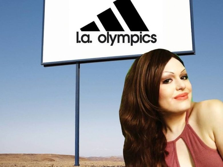 L.A. Olympics HighClouds mix Chicago