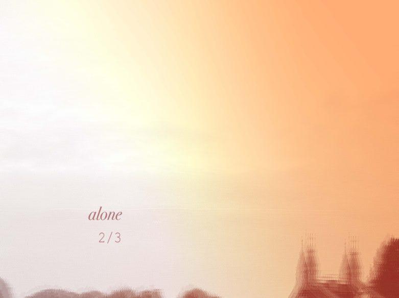 Fins Ara Alone