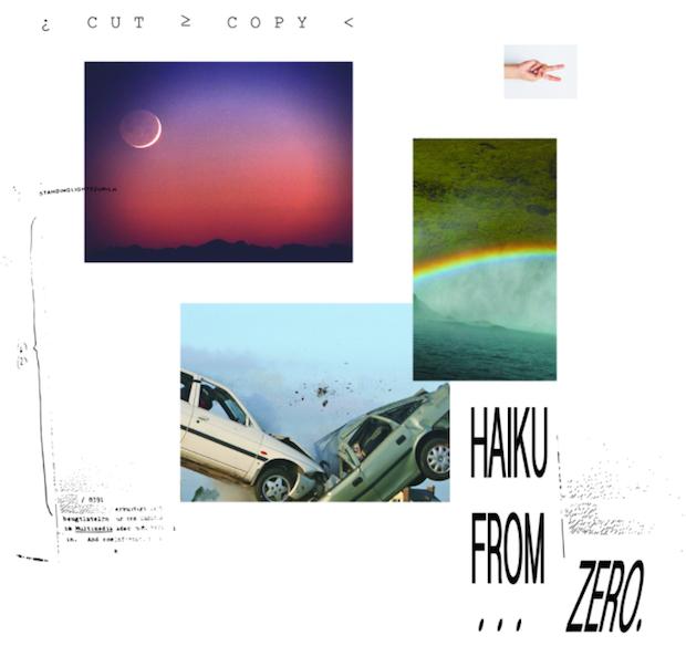 Cut Copy Haiku From Zero