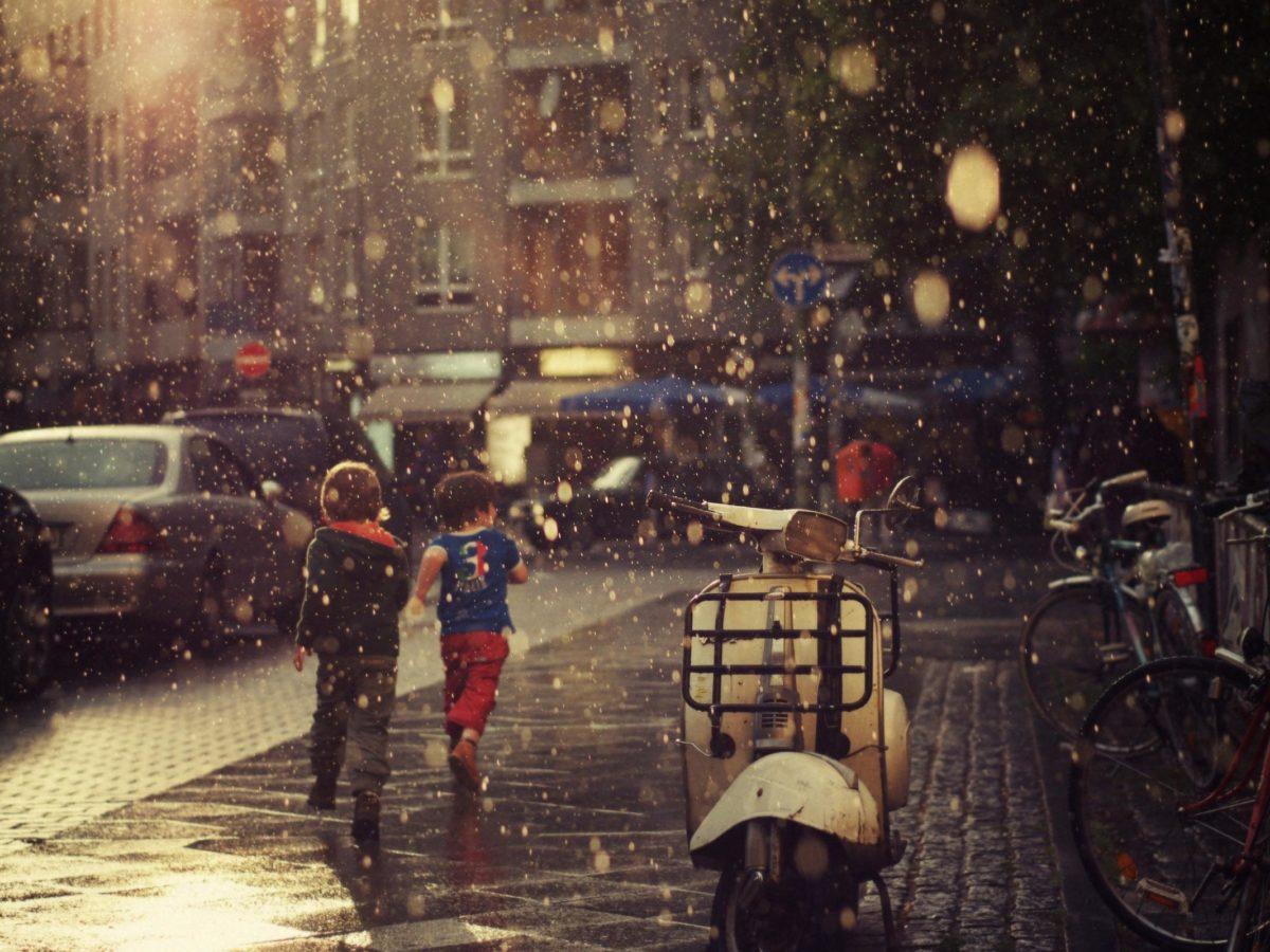 free-rainy-summer