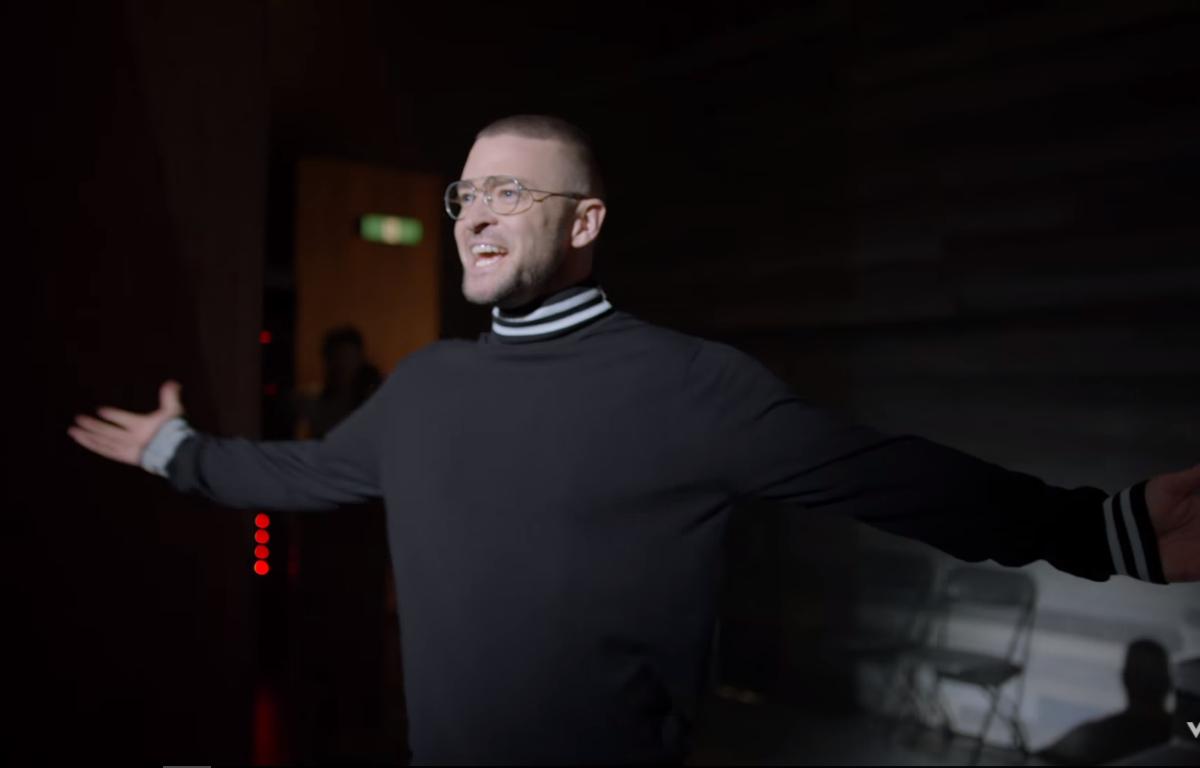 Justin Timberlake Filthy