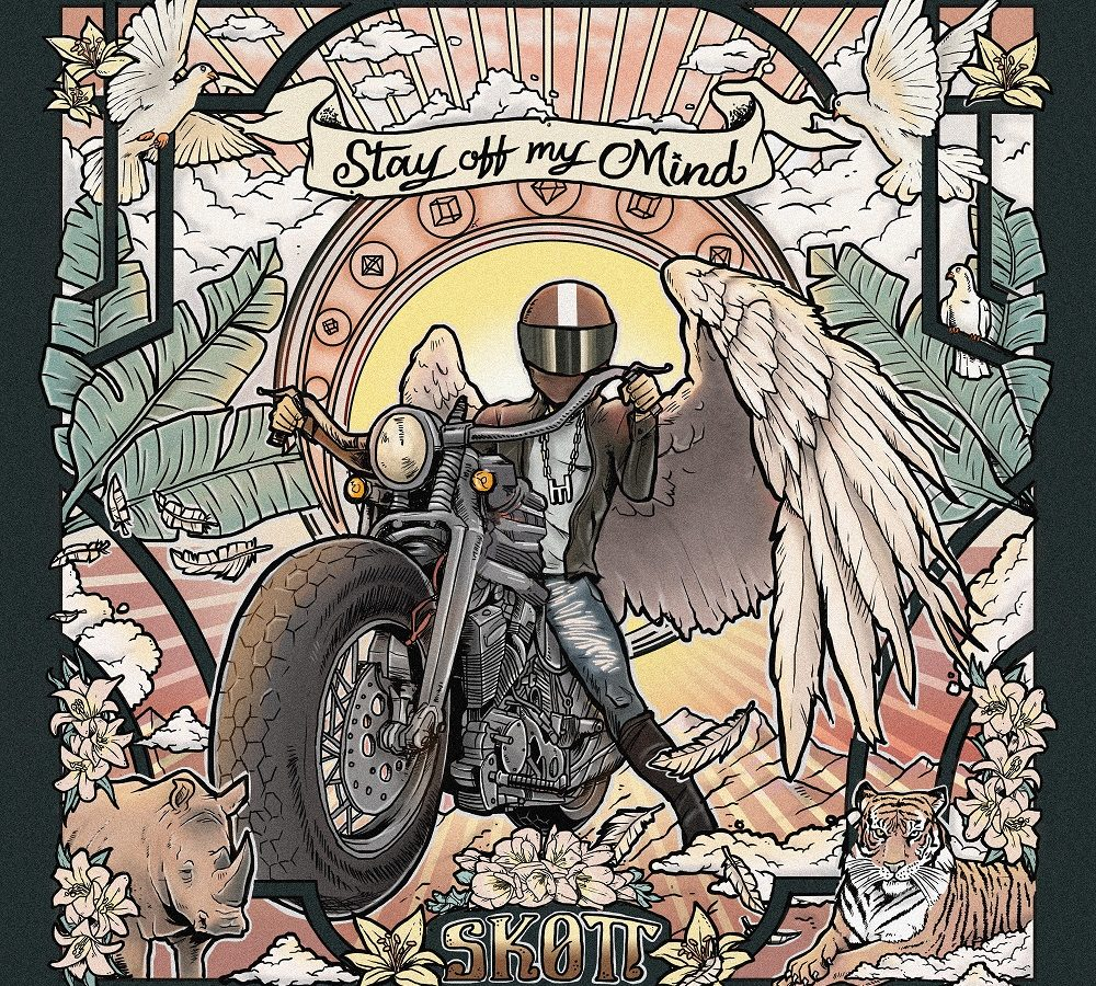 Skott Stay Off My Mind EP