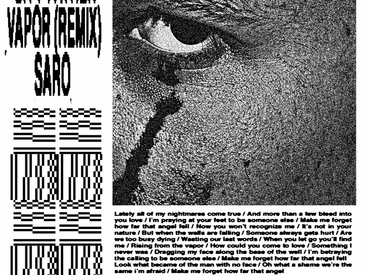Saro Artwork - Vapor - City Father Remix