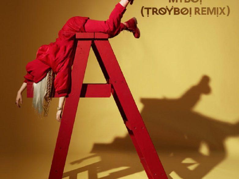 Billie Eilish MyBoi TroyBoi