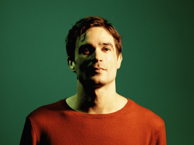 Jon Hopkins by Steve Gullick