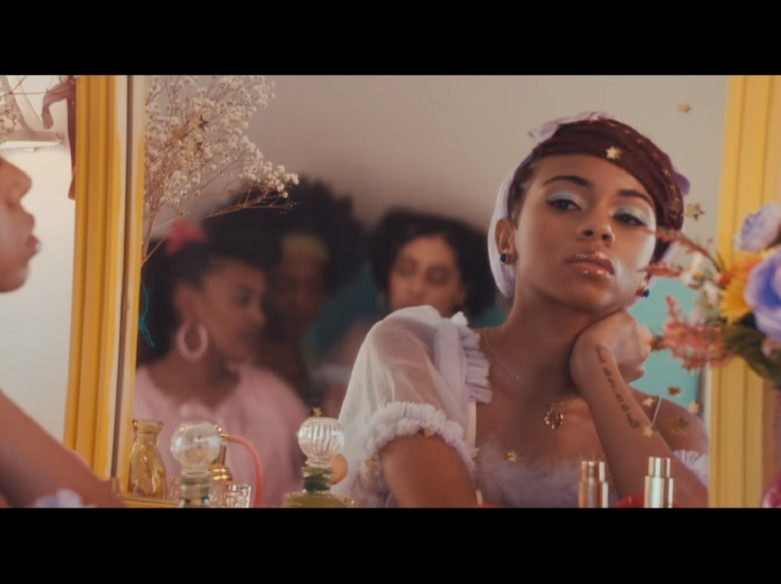 Ravyn Lenae 4 Leaf Clover video