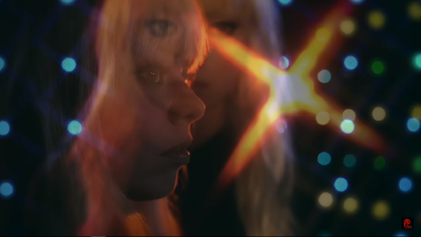 CHROMATICS BLACK WALLS video