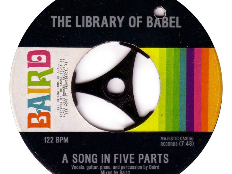 Baird The Library of Babel