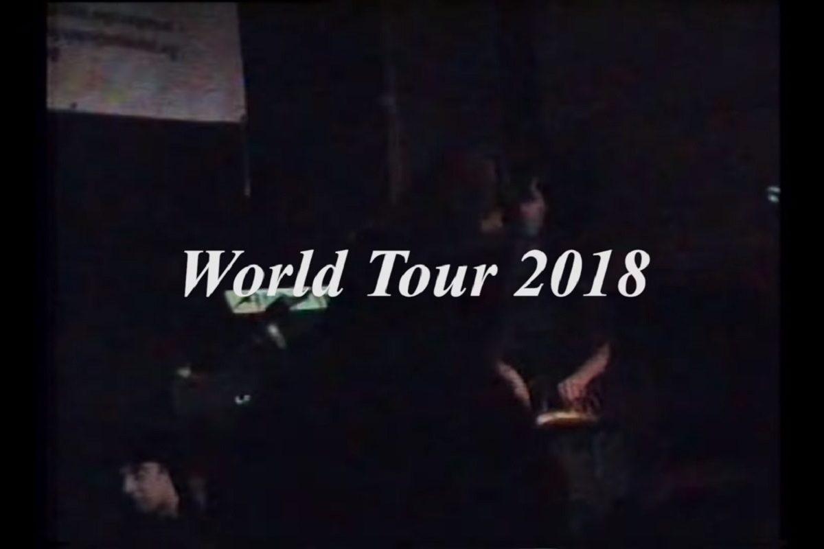 Kero Kero Bonito World Tour 2018