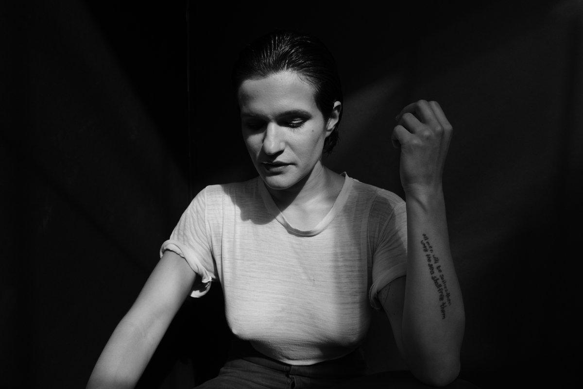 Adrianne Lenker cradle