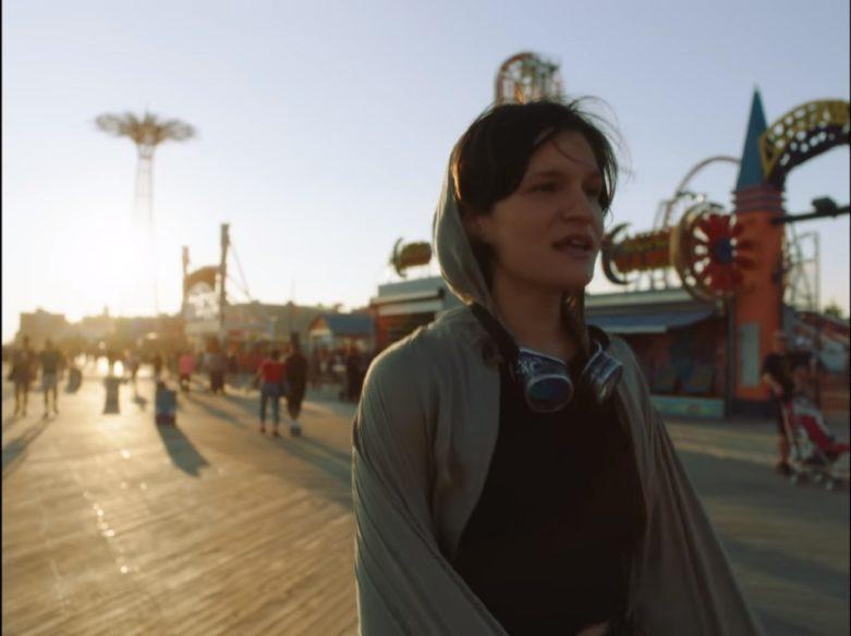 Adrianne Lenker symbol video