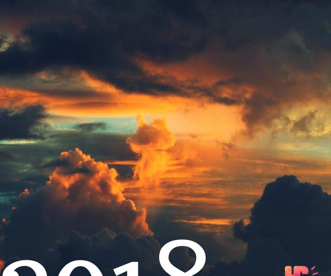 HighClouds best tracks 2018