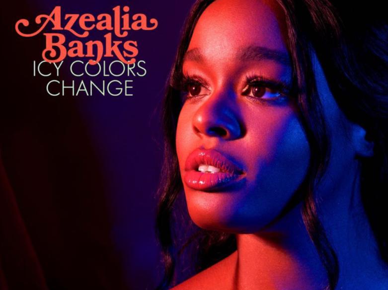 Azealia Banks Icy Colors Change EP