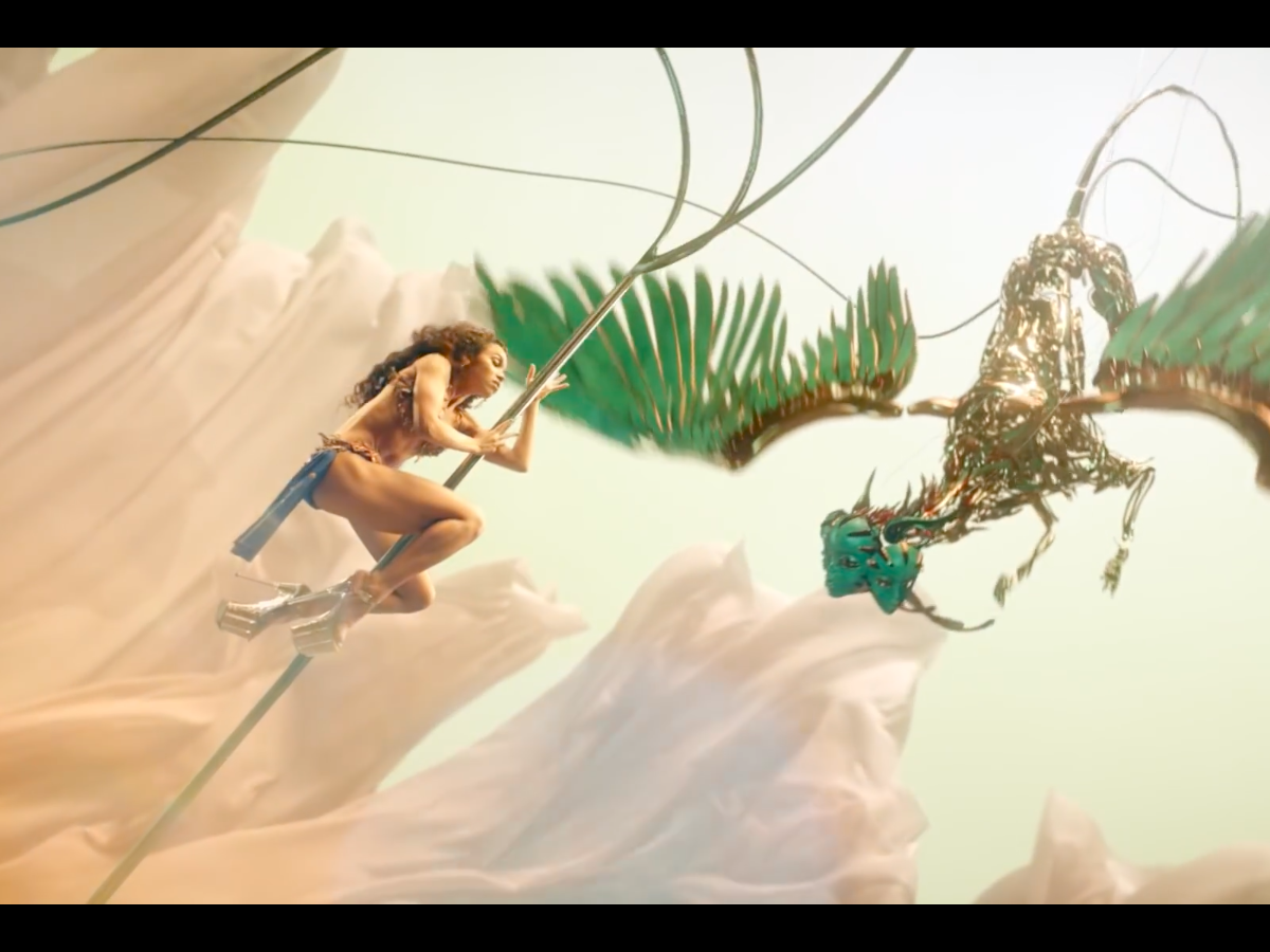 FKA Twigs Cellophane video
