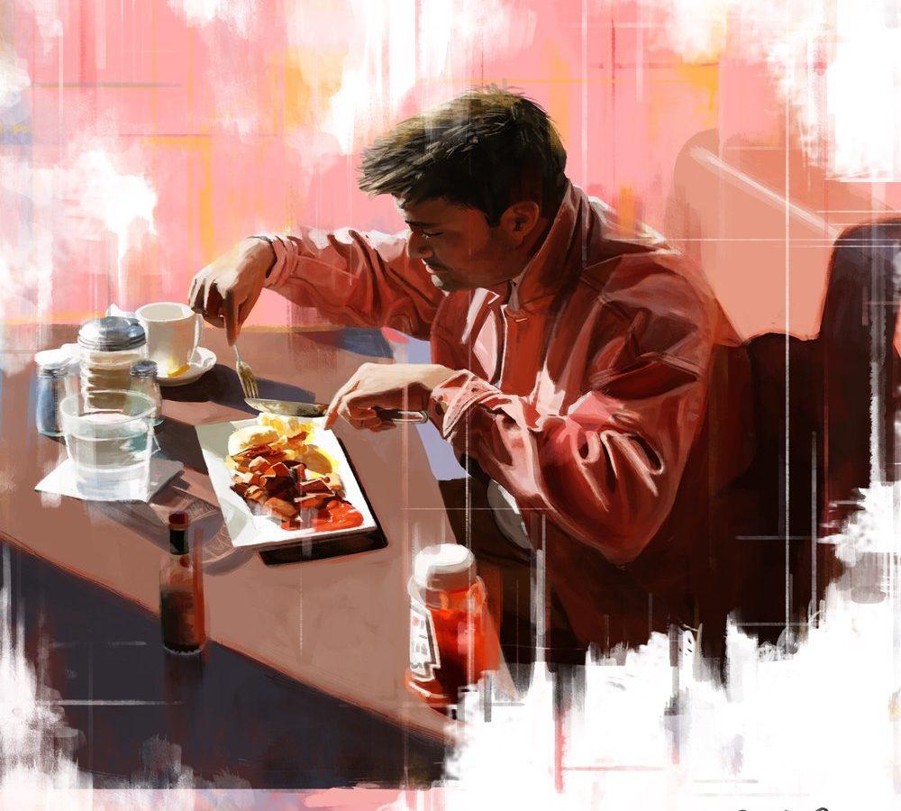 Pandaraps Sometimes I eat when I feel Bored