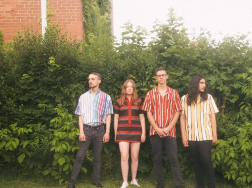 Drauve band Pittsburg Haunted