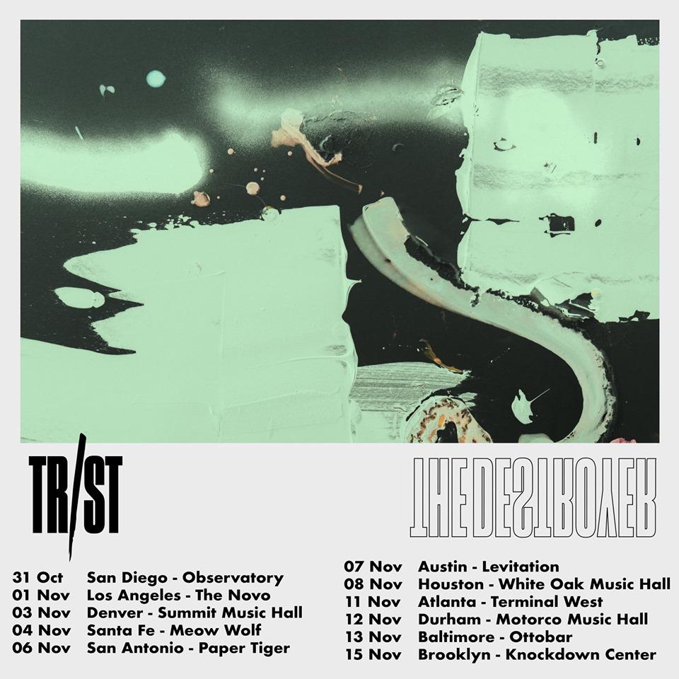 TR/ST tour 2019