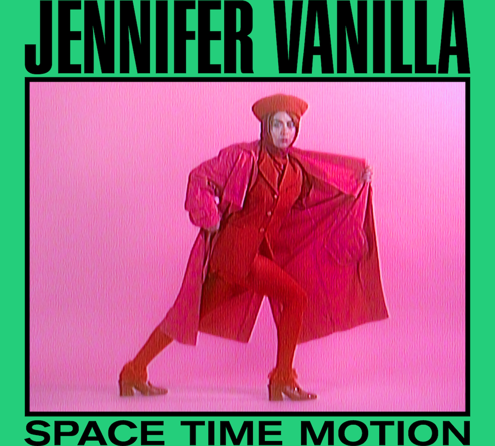jennifer vanilla space time motion video