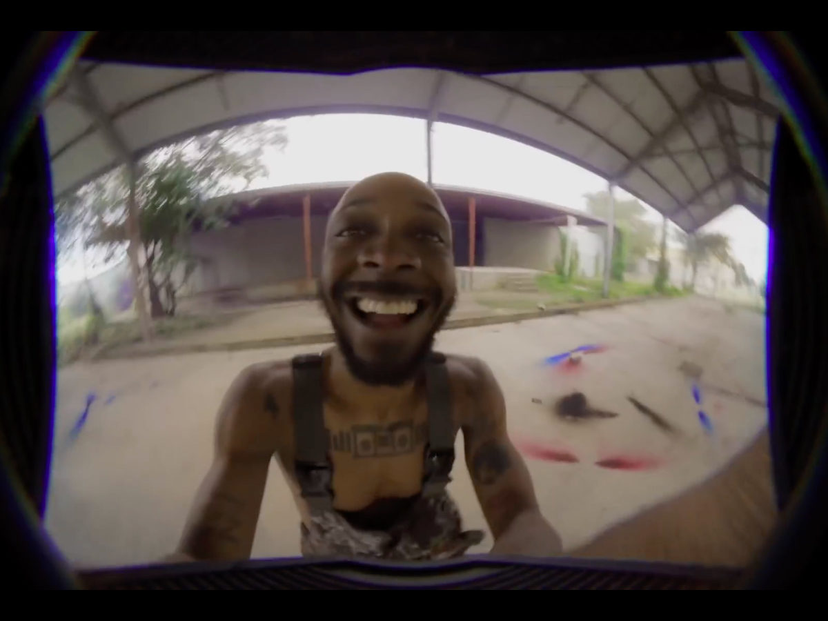 JPEGMAFIA Free The Frail Helena Deland video