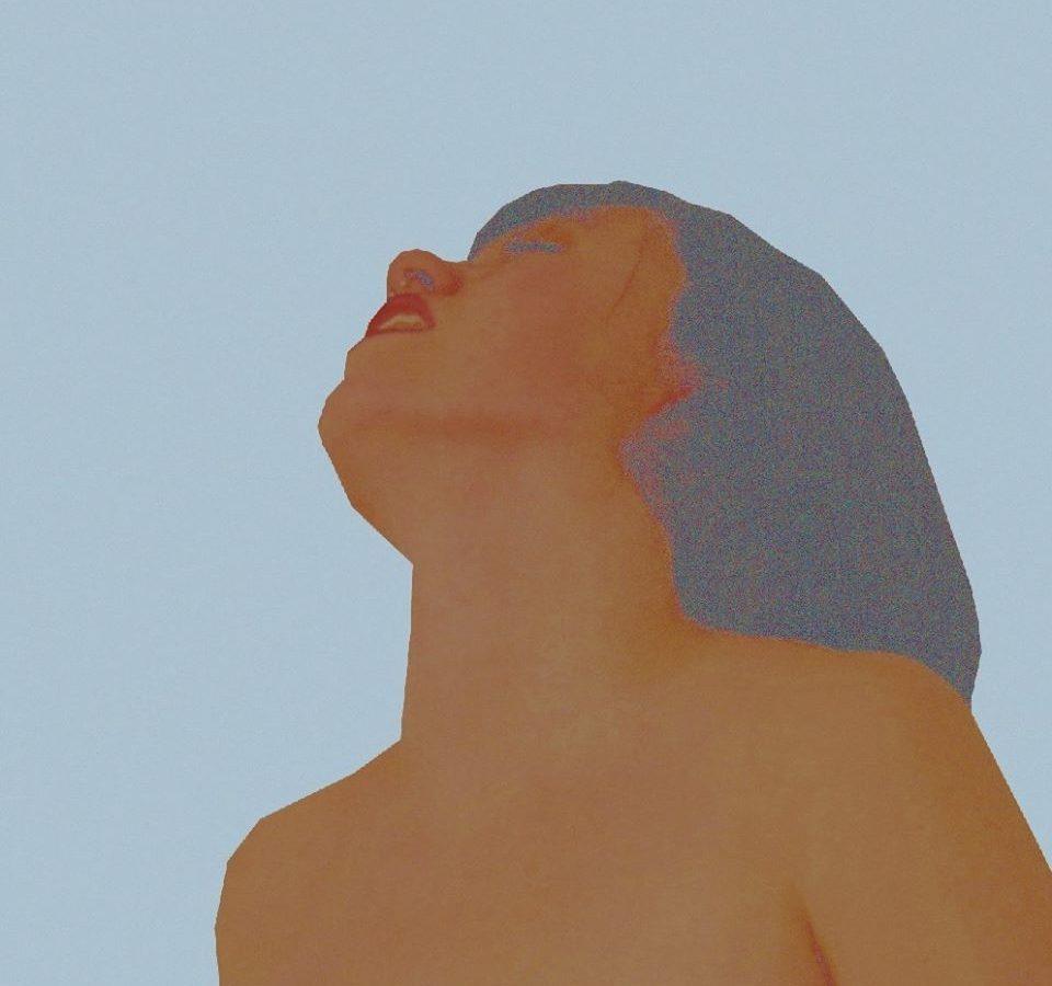 Ad Libidom La Femme heroine live nude session