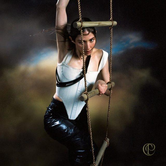Caroline Polachek Pang album art
