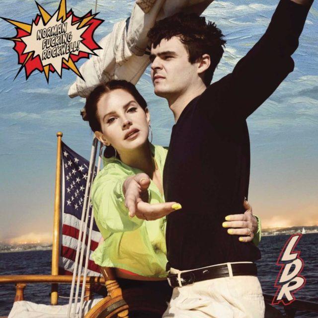 Lana Del Rey Norman Fucking Rockwell album
