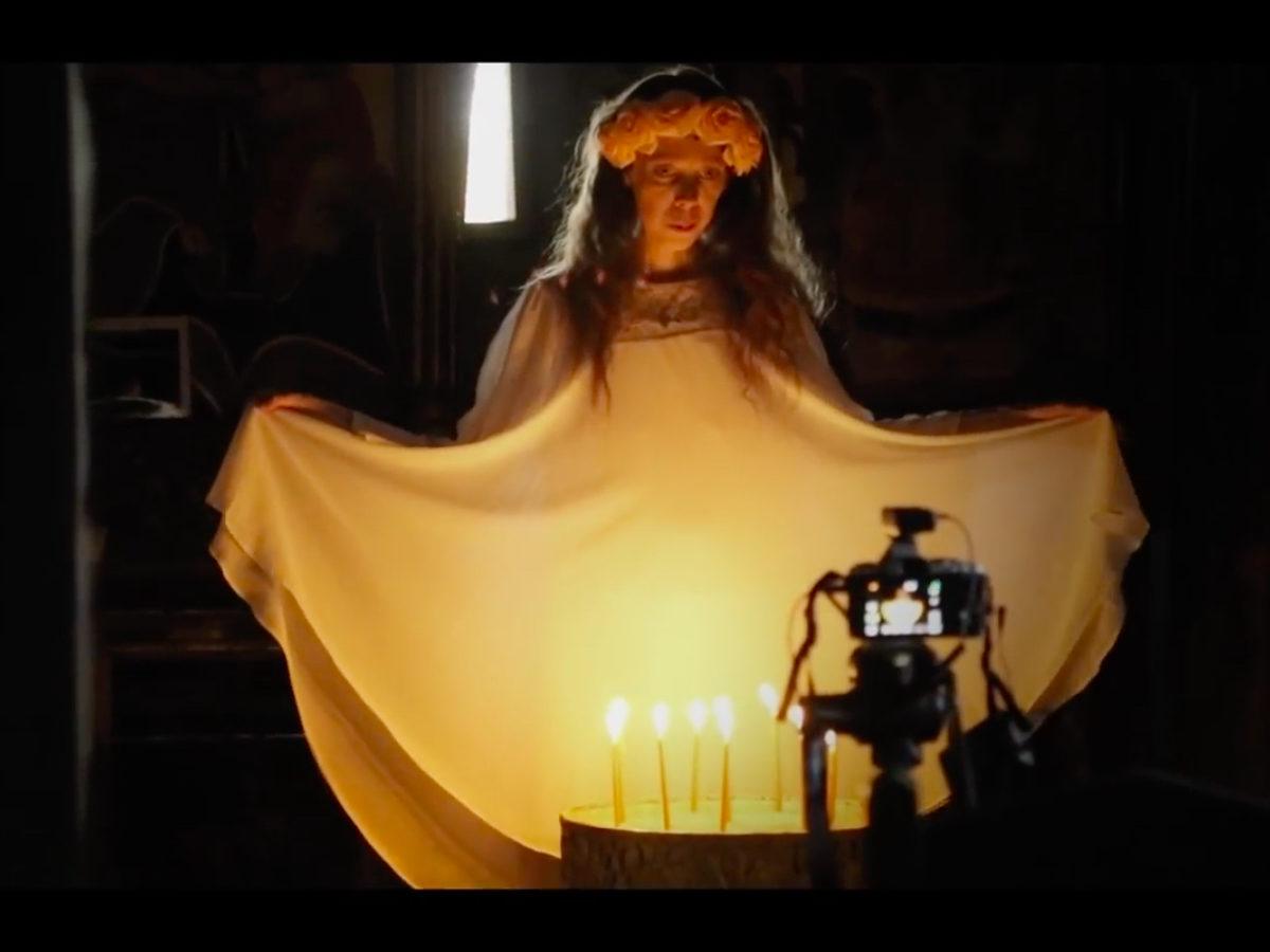 Susanne Sundfor Susanne Sundfør When The Lord video