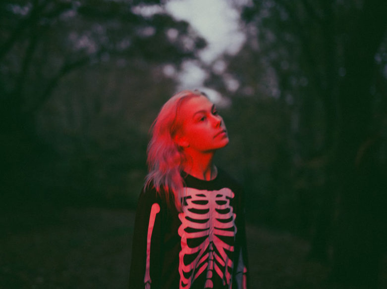 Phoebe Bridgers Garden Song video by Olof Grind