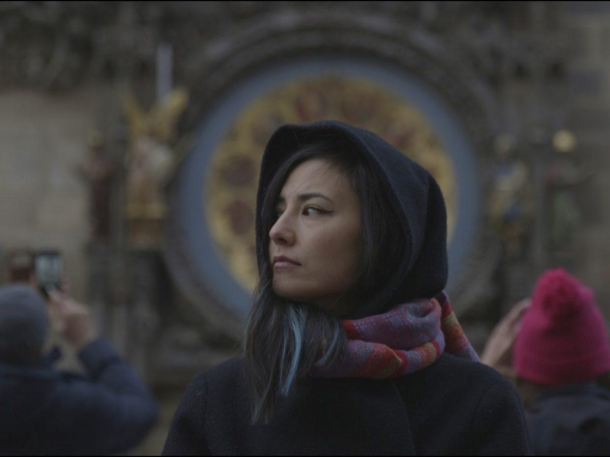 Ai fen MYŚLIWY video premiere Jana Hojdova