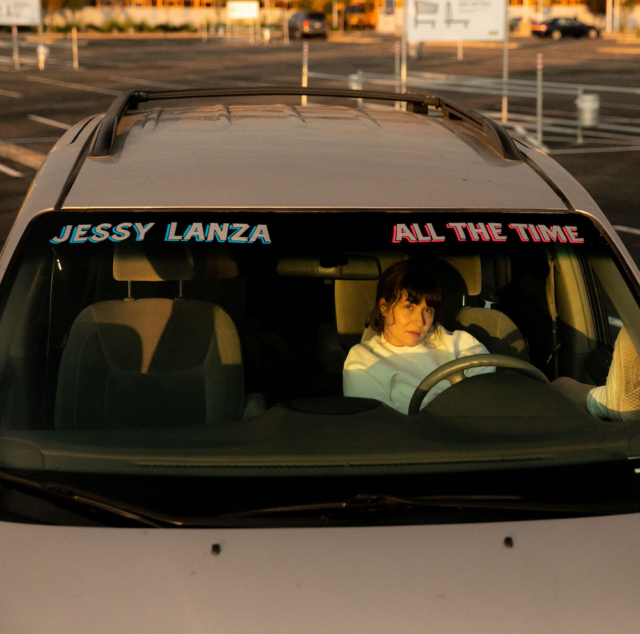 Jessy Lanza All The Time Face video
