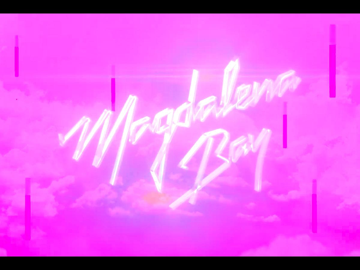 Magdalena Bay Stop Go video