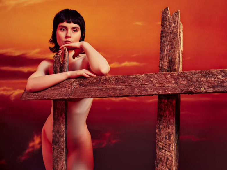 Young Ejecta Ride Lonesome Crayon Cactus video