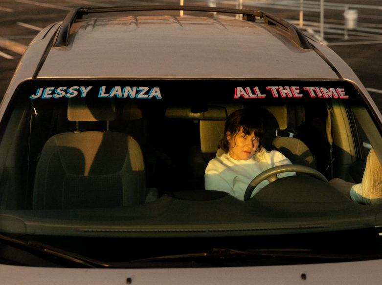 Jessy Lanza All The Time album review interview