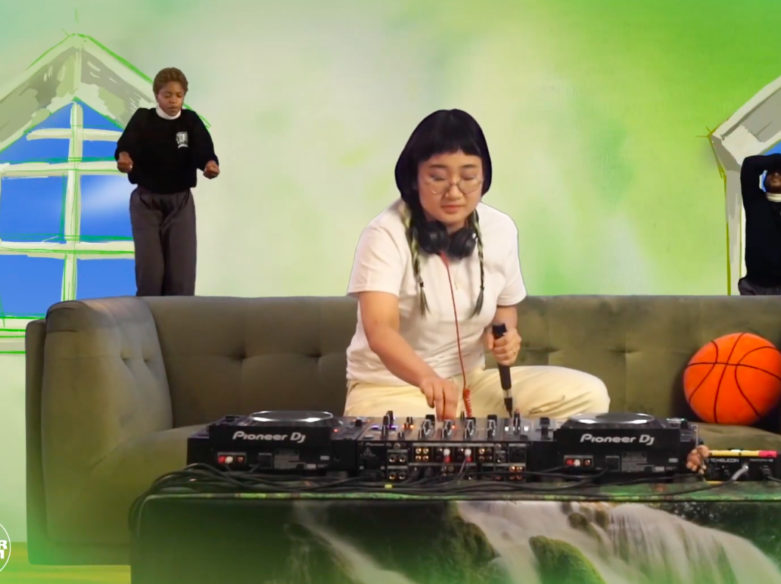 Yaeji in Place Boiler Room live video