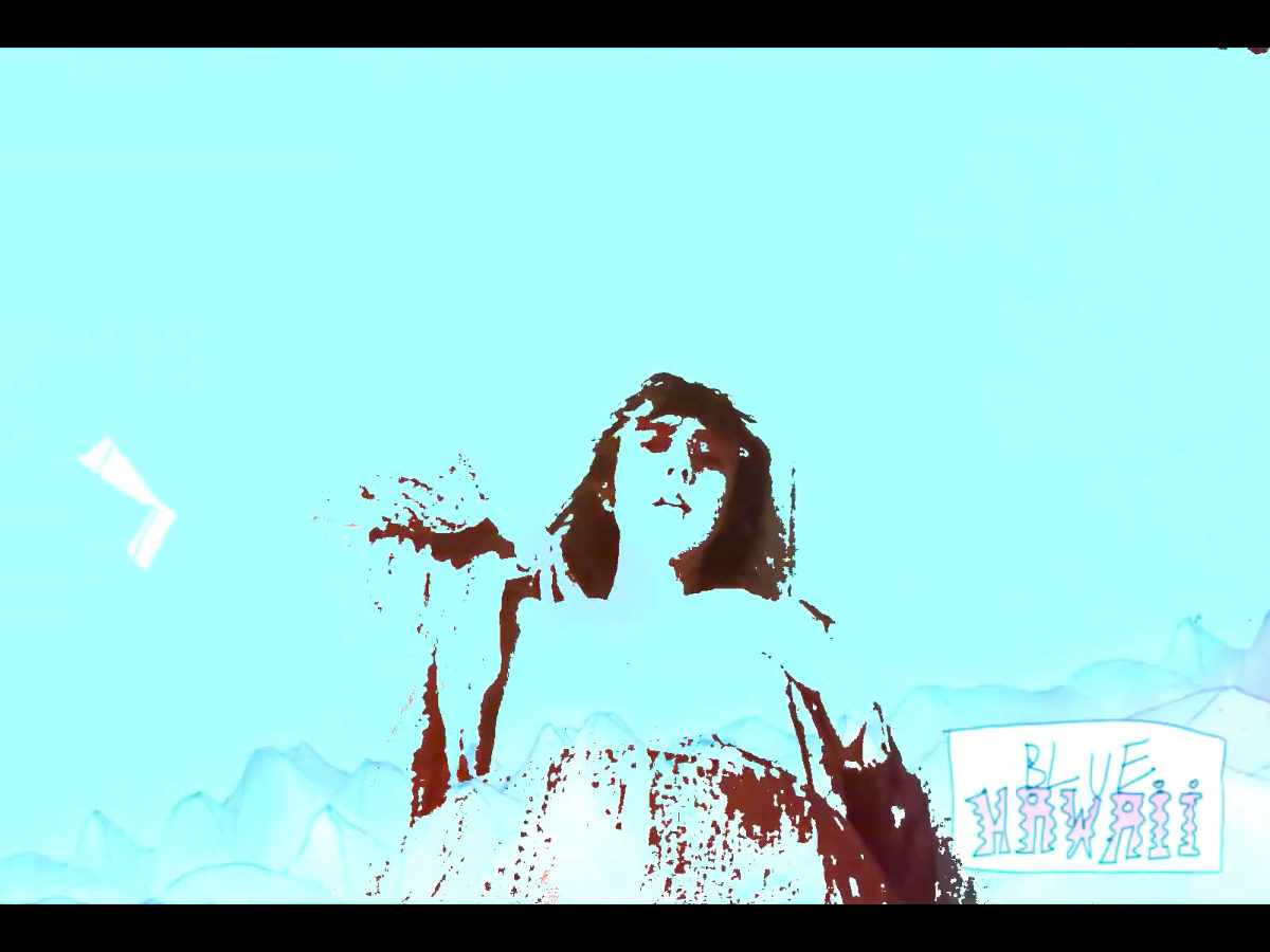 Blue Hawaii Not My Boss video