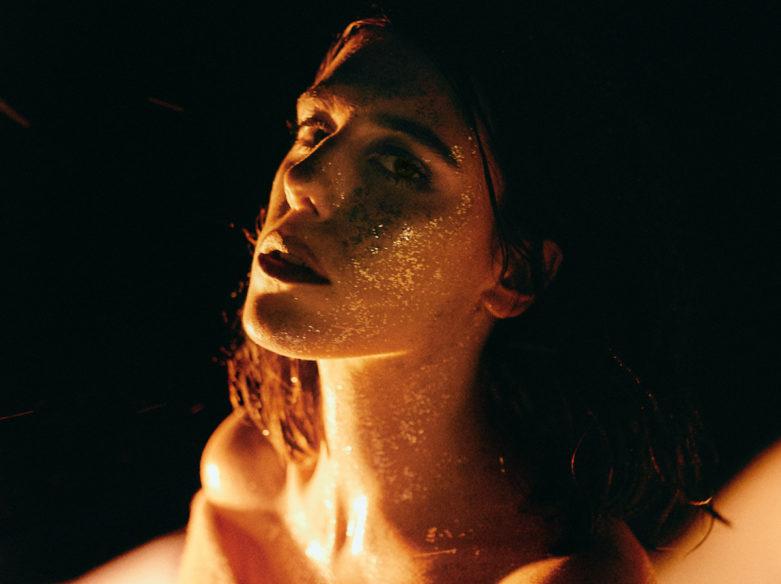 Sylvie Kreusch Just a touch away video by Boe Marion
