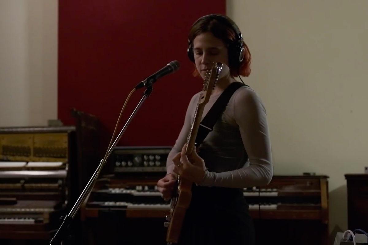 Helena Deland Someone New live album performance session video