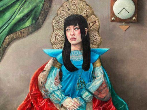 Kero Kero Bonito The Princess and the clock video Civilisation II EP