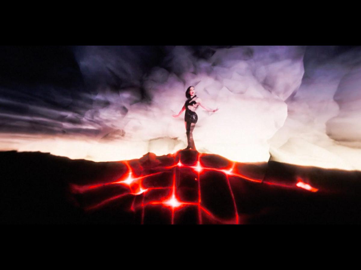EARTHEATER Volcano video
