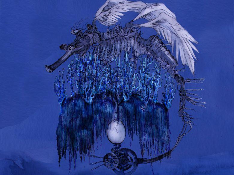 Rachael Philip Wax Ephemeral Relics in the Ice